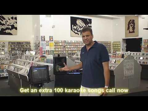 Karaoke System w/ Rec. - Better than a portable karaoke system