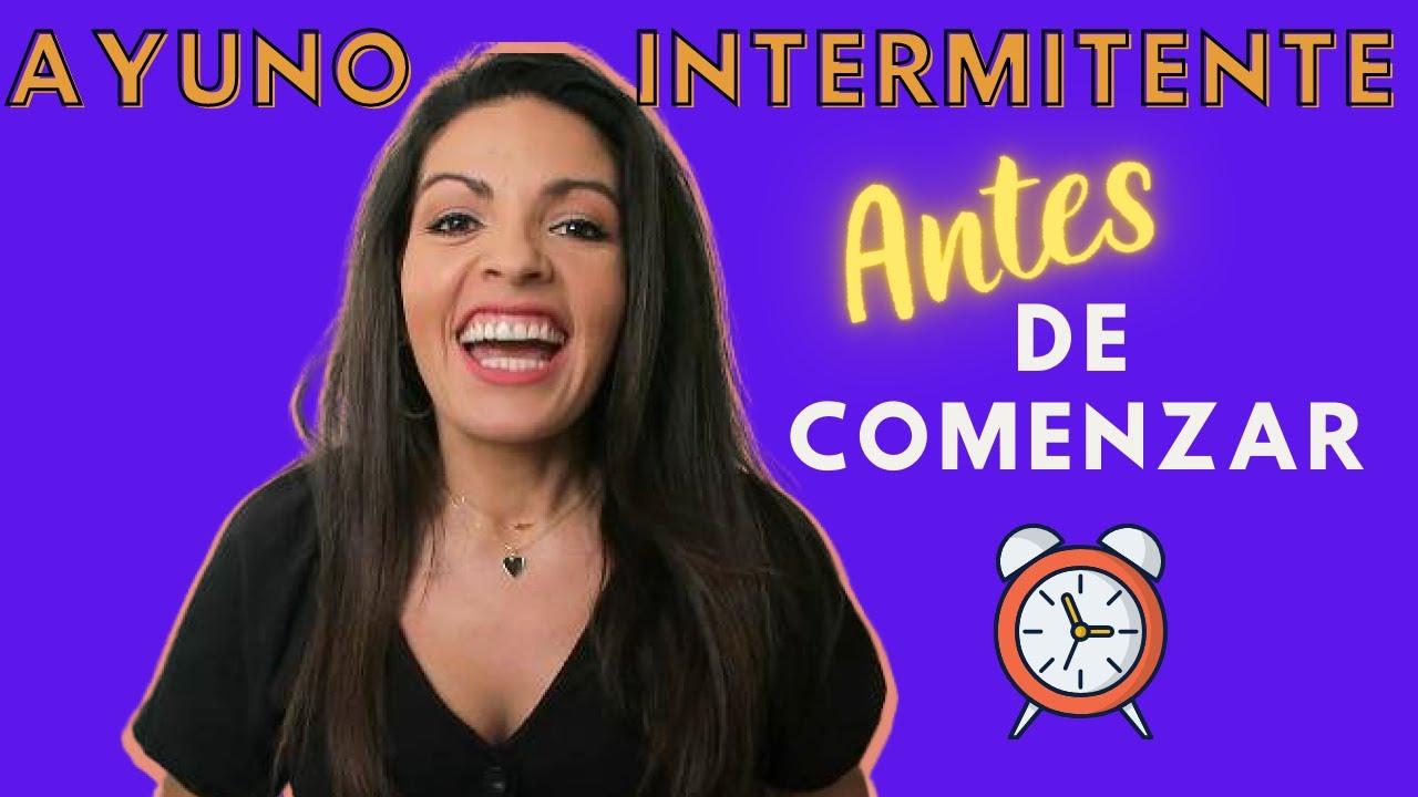 Download 4 CONSEJOS ANTES DE COMENZAR AYUNO INTERMITENTE | PERDER BAJAR PESO  | MÉTODO MARIS RODRIGUEZ