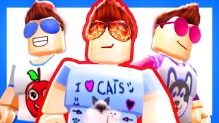 HOW TO BE A YOUTUBER in ROBLOX