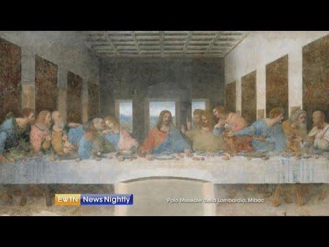 The Last Supper: Deeper look at Da Vinci's masterpiece - EWTN News Nightly