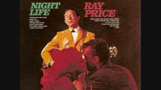 Watch Ray Price Bright Lights And Blonde Haired Women video