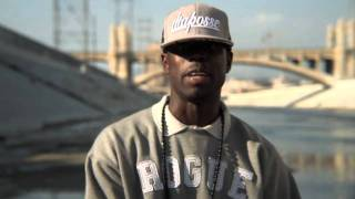 GHETTS DTA LOS ANGELES FREESTYLE BEAT BY RUDE KID NO HATS NO HOODS RECORDS
