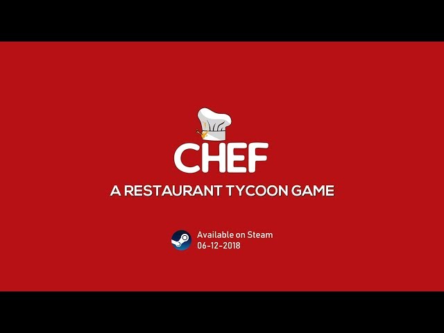 Roblox Restaurant Tycoon Layout Chef A Restaurant Tycoon Game Being Served On Steam Early Access December 6th 2018 Fandom Fare Kids Gaming
