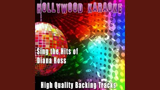 Last Time I Saw Him (Karaoke Version) (Originally Performed By Diana Ross)