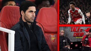 Good Start! But Are Fans Blowing Smoke Up Their 'ARSEnals'? | Talk Is Cheap