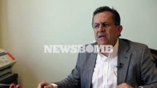Ο Νίκος Νικολόπουλος στο Newsbomb.gr 3