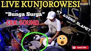 Download Lagu Cek sound NEW PALLAPA syahdu sekali live kunjorowesi mp3