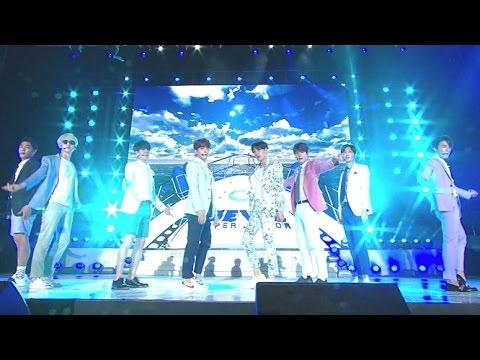 Super Junior(슈퍼주니어) - Devil(데빌) @인기가요 Inkigayo 20150816