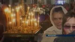 Михаило-Архангельскому храму - 100 лет(, 2009-11-24T18:05:19.000Z)