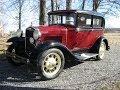 Ford Tudor 1930 nas ruas de Londres - Ocut/2013 | MOTO filmadores UK