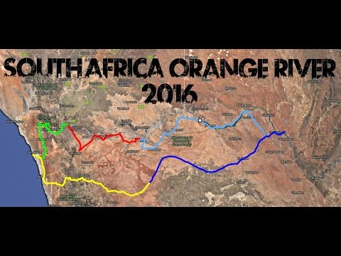 South Africa- Orange RIver 2016