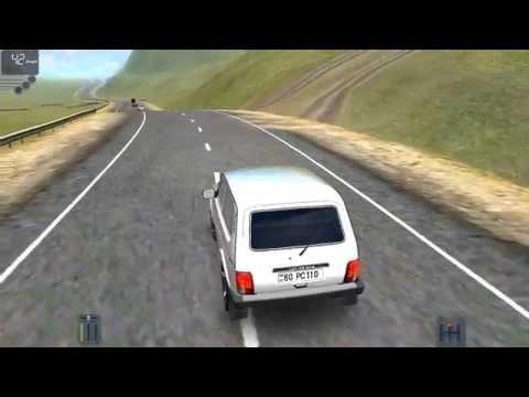 City Car Driving 1.4 LADA NIVA 4x4 Armenian License Plate