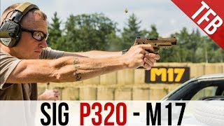The New Sig P320 M17 Edition Review