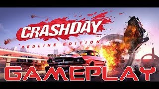 Crashday Redline Edition | PC Gameplay