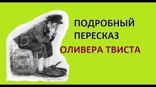 Приключения Оливера Твиста - краткое содержание по главам