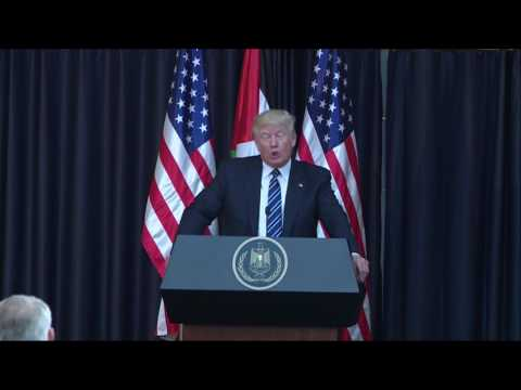 Thumbnail: Trump says Manchester attack was conducted by 'evil losers'