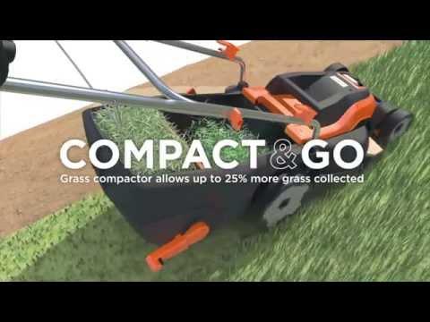BLACK + DECKER Outdoor Power Equipment - EM1500 Mower