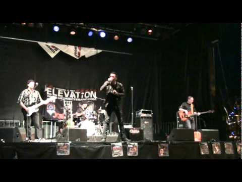 Elevation - All I Want Is You (U2 Tribute) [CNE 08/23/2011]