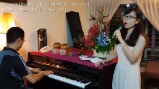 [ Acoustic cover + Hòa âm ] Anh cứ đi đi | Cover : Dung Nguyen | Piano : Nguyen Huyen Vu