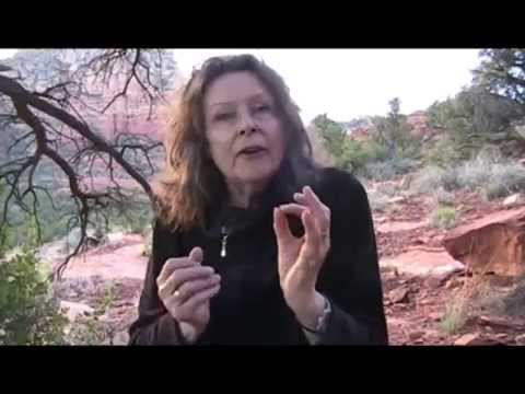 Telepathic Nature Communication Training 2015 with Maia Kincaid Ph.D.