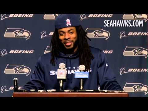 Sherman on his rivalry with Patrick Peterson