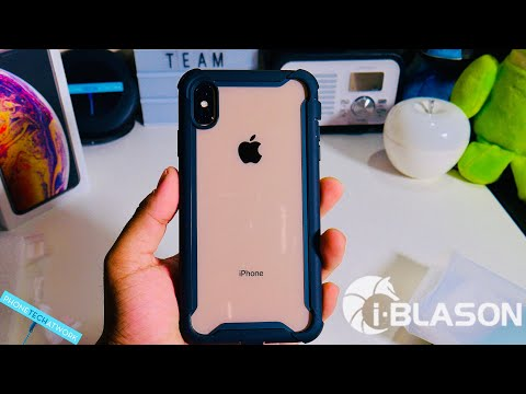 coque i blason iphone xs max
