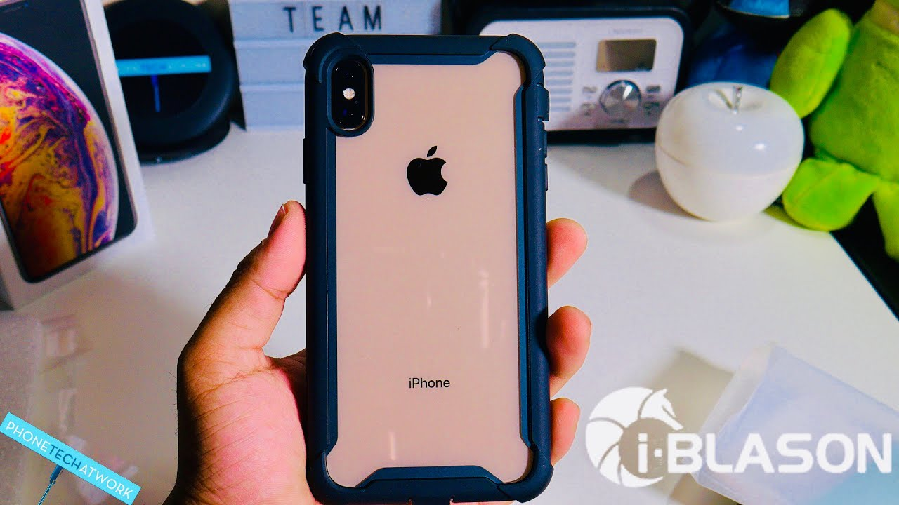 i blason iphone xs case