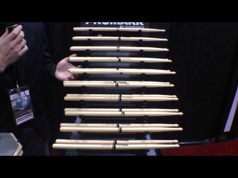 2014 Winter NAMM Show - ProMark Select Balance Drumsticks