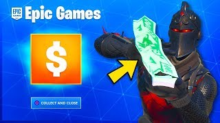 GET DAILY FREE REWARDS in Fortnite! (FREE V BUCKS)
