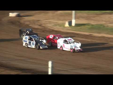 Xcel 600 Modified Heats Independence Motor Speedway 8/10/19
