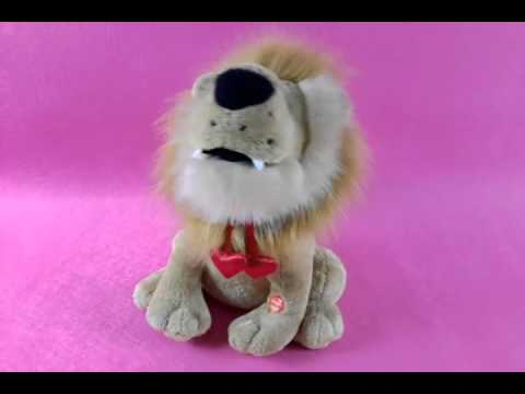 Singing and dancing musical toy LION (L 010)