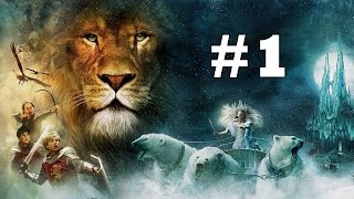 The Chronicles of Narnia: The Lion, the Witch and the Wardrobe - Level 1 (1 Player Gameplay)