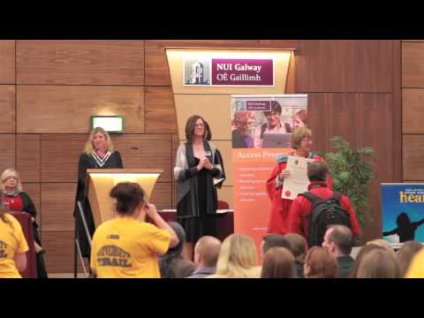 NUI Galway Access Awards 2014 Final Version