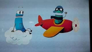 Thrust, Drag, Weight & Lift- Storybots