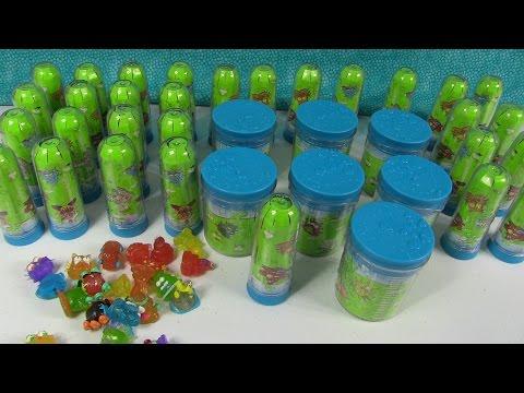 Huge Trash Pack Junk Germs Palooza Series 7 Unboxing Opening Trashies