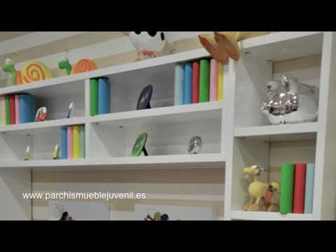 Muebles para espacios reducidos dormitorios juveniles literas camas convertibles viyoutube - Dormitorios juveniles espacios pequenos ...