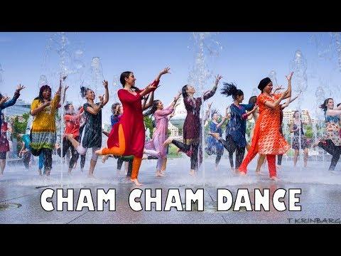 Cours De Danse Indienne Bollywood à Paris | Mahina Khanum | Cham Cham Dance | Baaghi