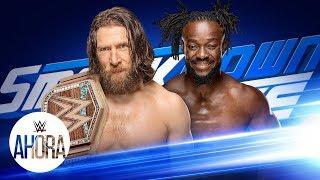 La previa de SmackDown LIVE: WWE Ahora, Feb 26, 2019