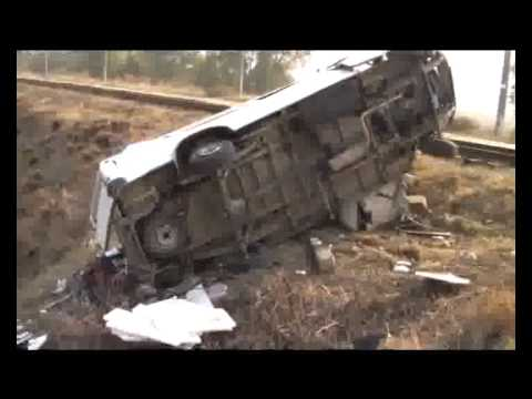 accident anenii noi tren 01 11 11