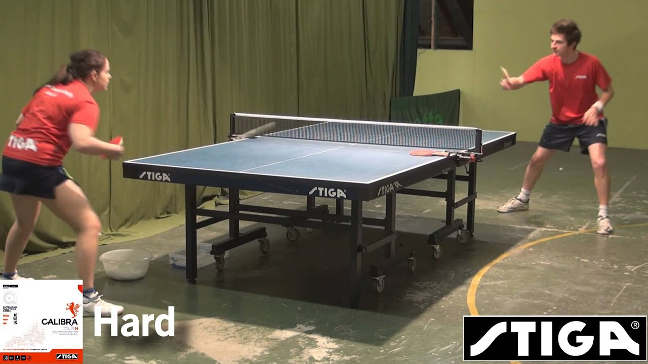 Stiga Caliber Table Tennis Bat