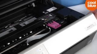 Hoe vervang je een cartridge bij de HP Envy 4504 e-All-in-One (NL/BE)