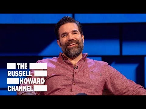 Rob Delaney on grief and the loss of his son Henry