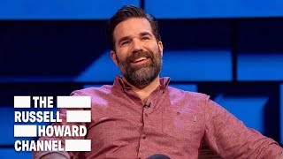 Rob Delaney on grief and the loss of his son Henry - The Russell Howard Hour