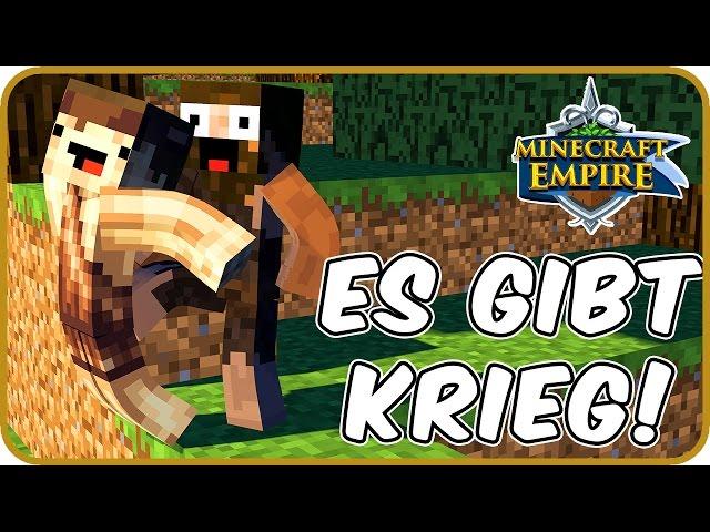 ICH TÖTE REWI! - Minecraft EMPIRE