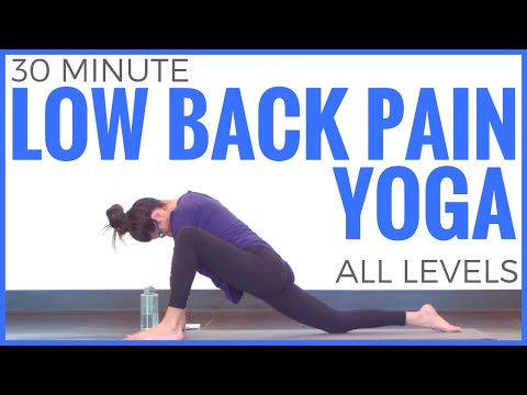 30 Minute Yoga for Low Back Pain
