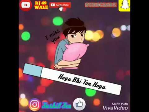Haar Jaani Aa -Mehtab Virk Whatsaap status || Desiroutz || sad Romantic Whatsaap status