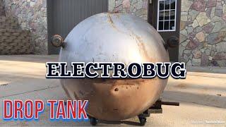 Electrobug Electric Drop Tank Microcar
