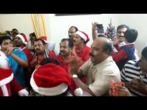 Bahrain St.Pauls Marthoma Church X'Mas Carol Rounds 2013