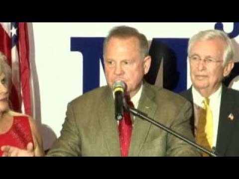 Moore refuses to drop out of Senate race amid allegations