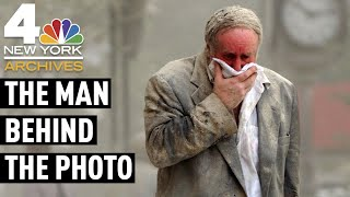 9/11 Anniversary: Man in Famed Dust Photo Recounts WTC Attacks   NBC New York Archives
